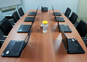 salle formation PC portable